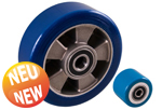 Polyurethane Wheels from Schwalb Rollen
